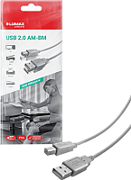 Кабель Lumax DU4115R (белый) -