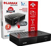 Тюнер цифрового телевидения Lumax DV1103HD -