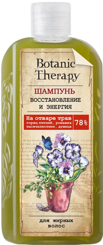 Купить Шампунь для волос Modum, Botanic Therapy восстановление и энергия для жирных волос (285г), Беларусь