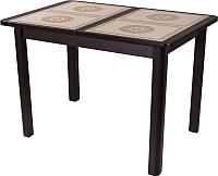 Обеденный стол Домотека Каппа ПР (венге/04 пл52) -
