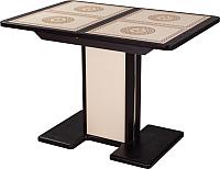 Обеденный стол Домотека Каппа ПР (венге/05 пл52) -
