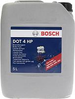 Тормозная жидкость Bosch DOT 4 HP / 1987479114 (5л) -