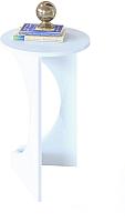 Журнальный столик Сокол-Мебель СЖ-7 (белый) -