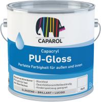 Эмаль Caparol CX Capacryl PU-Satin B M (2.4л) -