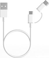 Кабель Xiaomi USB Type-C / SJV4083TY (30см) -