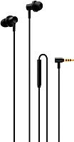 Наушники-гарнитура Xiaomi Mi In-Ear Pro 2 / ZBW4423TY (черный) -