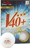 Мячи для настольного тенниса Double Fish 602776 (6ш) -