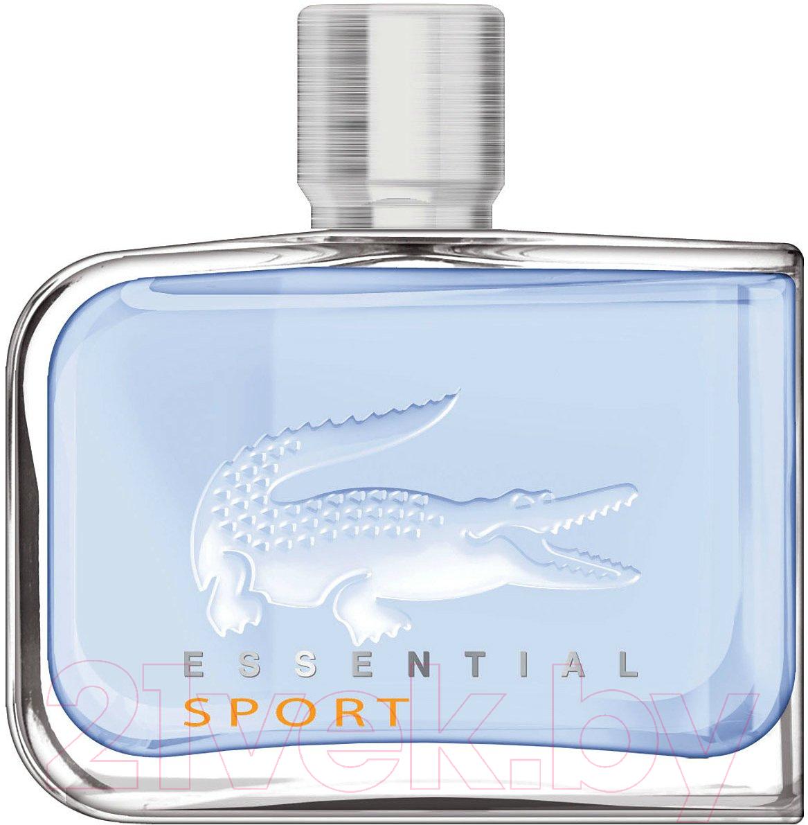 Купить Туалетная вода Lacoste, Essential Sport (75мл), Швейцария, Essential (Lacoste)