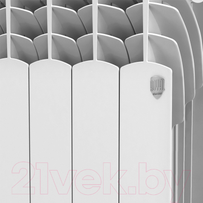 Радиатор биметаллический Royal Thermo Revolution Bimetall 500 (14 секций)