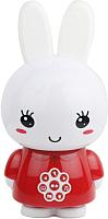 Интерактивная игрушка Alilo Медовый зайка G6 / 60929 (красный) -