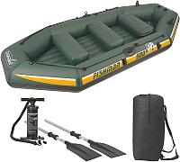 Надувная лодка Jilong Fishman II 500 Set / JL007212N -