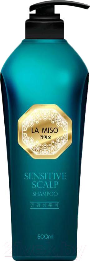 Купить Шампунь для волос La Miso, Для чувствительной кожи головы (500мл), Южная корея