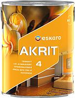 Краска Eskaro Akrit 4 (950мл) -