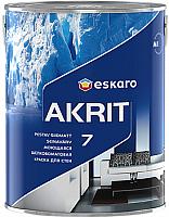 Краска Eskaro Akrit 7 (2.85л) -