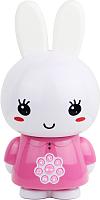 Интерактивная игрушка Alilo Медовый зайка G6 / 60930 (розовый) -