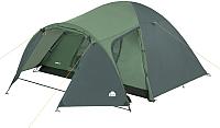 Палатка Trek Planet Lima 4 / 70185 (зеленый) -