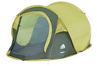 Палатка Trek Planet Moment 2 / 70144 (темно-зеленый/светло-зеленый) -