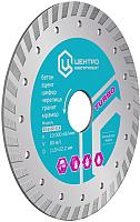 Отрезной диск алмазный Центроинструмент Turbo 23-2-22-180 -