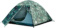 Палатка Trek Planet Alaska 4 / 70163 (камуфляж) -