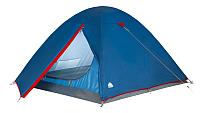 Палатка Trek Planet Dallas 4 / 70105 (синий/красный) -