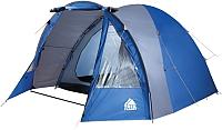Палатка Trek Planet Indiana 4 / 70112 (синий/серый) -