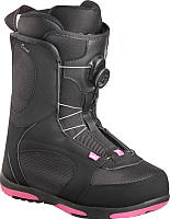 Ботинки для сноуборда Head Coral Boa Black / 354507 (р.255) -
