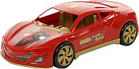 Автомобиль игрушечный Полесье Marvel. Мстители - Железный Человек / 71217 -