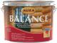 Защитно-декоративный состав Aura Wood Balance (9л, махагон) -