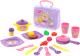 Набор игрушечной посуды Полесье Disney. Принцесса Рапунцель - Готовим вместе / 71033 -