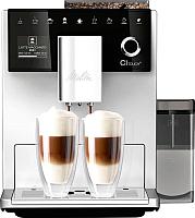 Кофемашина Melitta CI Touch F630-101 (серебристый) -