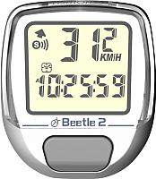 Велокомпьютер Echowell BEETLE-2 (белый) -