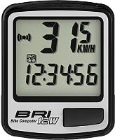 Велокомпьютер Echowell BRi-12W (серый) -
