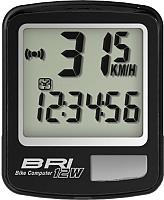 Велокомпьютер Echowell BRi-12W (черный) -