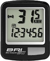 Велокомпьютер Echowell BRi-9W (черный) -