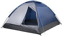 Палатка Trek Planet Lite Dome 2 / 70120 (синий/серый) -