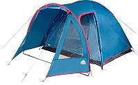 Палатка Trek Planet Texas 4 / 70117 (синий/красный) -