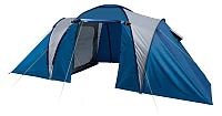 Палатка Trek Planet Toledo Twin 4 / 70116 (синий/серый) -