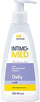 Гель для душа Elfa Pharm Intimo+Med Daily для интимной гигиены (200мл) -