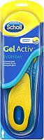 Стельки Scholl GelActiv Everyday для мужчин -