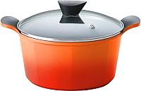 Кастрюля Frybest Orange ORCA-D26 (оранжевый) -