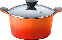 Кастрюля Frybest Orange ORCV-C24 (оранжевый) -