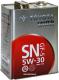 Моторное масло TOYOTA 5W30 SN / 0888010705 (4л) -