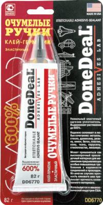 Клей-герметик Done Deal Очумелые ручки DD6770 (82г)