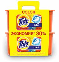Капсулы для стирки Tide Color 2X (30x24.8г) -