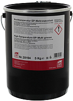 Смазка Febi Bilstein Mer W220 / 28194 (5кг, зеленый) -