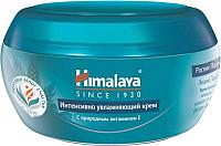 Крем для лица Himalaya Herbals Интенсивно увлажняющий ростки пшеницы сладкий миндаль (50мл) -