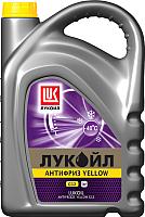 Антифриз Лукойл G12 (5кг, желтый) -