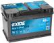 Автомобильный аккумулятор Exide EFB EL652 (65 А/ч) -