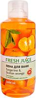 Пена для ванны Fresh Juice Мандарин и сицилийский апельсин (1л) -