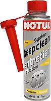 Присадка Motul Промывка дизельной топливной системы / 107815 (300мл) -
